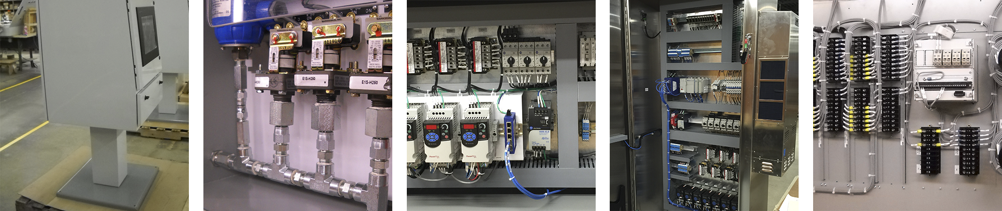 Control Panel Manufacturing Installation Trola Industries Inc Wiring An Electrical Integrity And Safety Are Top Priorities All Panels Circuit Tested Cleaned Plastic Wrapped Before Shipment To Insure A